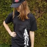 Black GRFA Crew Short Sleeve T-Shirt