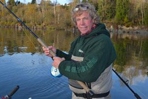 Dean Werk,  Owner -Great River Fishing Adventures