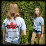 Grey GRFA Short Sleeve T-Shirt – Canadian Sturgeon